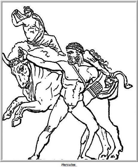 what is the relationship between hercules and eurystheus