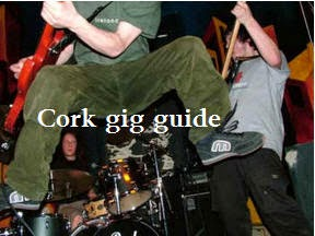 The G-Man's Cork gig guide