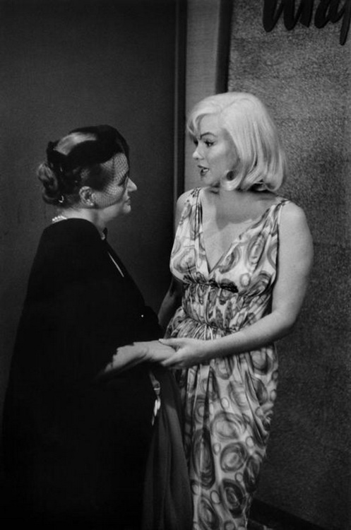 The Actors Work : Focus: Paula Strasberg, coaching Marilyn ...