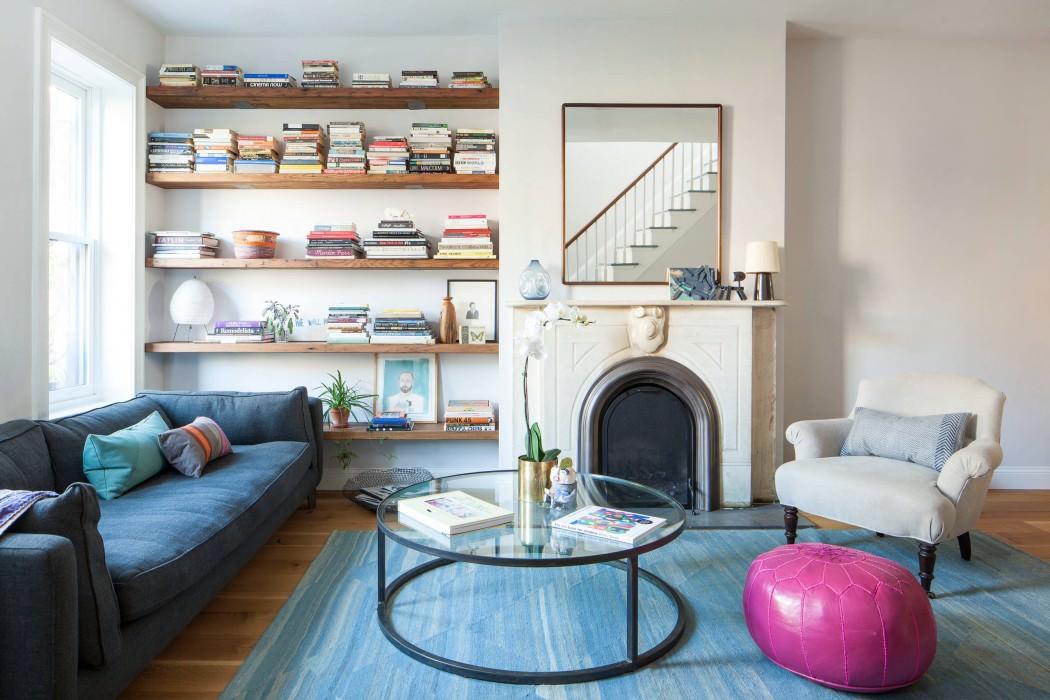 De 50 fotos de salas decoradas modernas peque as for Casas modernas vintage
