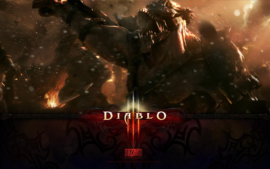 Diablo HD & Widescreen Wallpaper 0.910880851166009