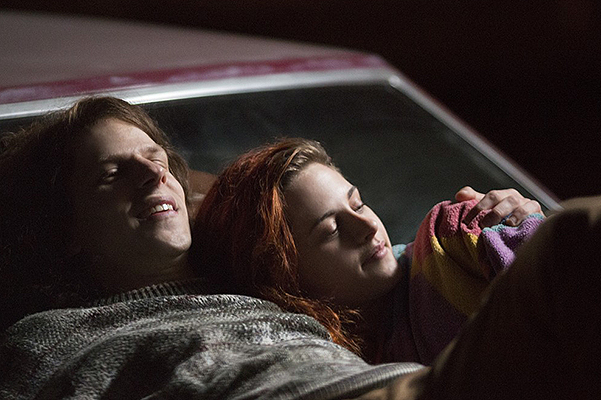 'American Ultra': the trailer of the movie with Kristen Stewart and Jesse Eisenberg