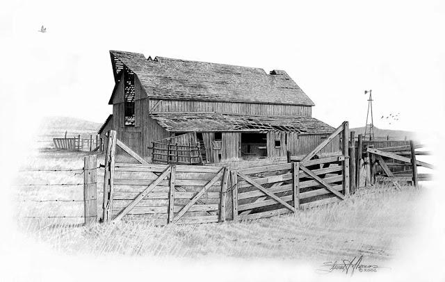 Rush Valley Barn