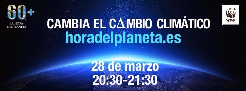 28 de marzo - La Hora del Planeta