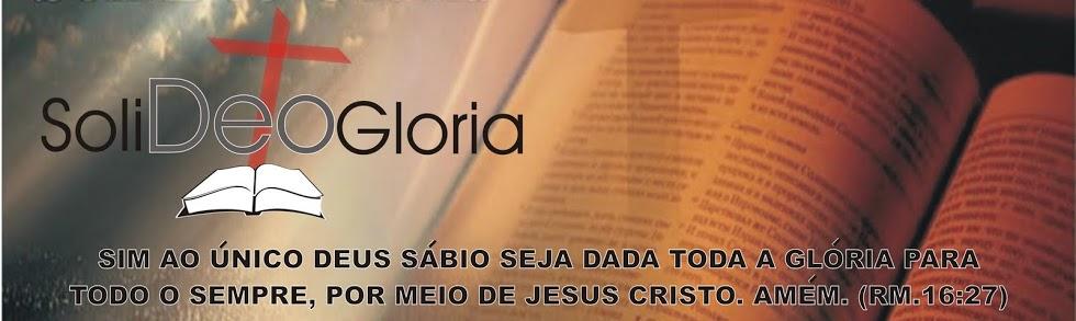 Igreja Reformada em Campinas - Soli Deo Gloria