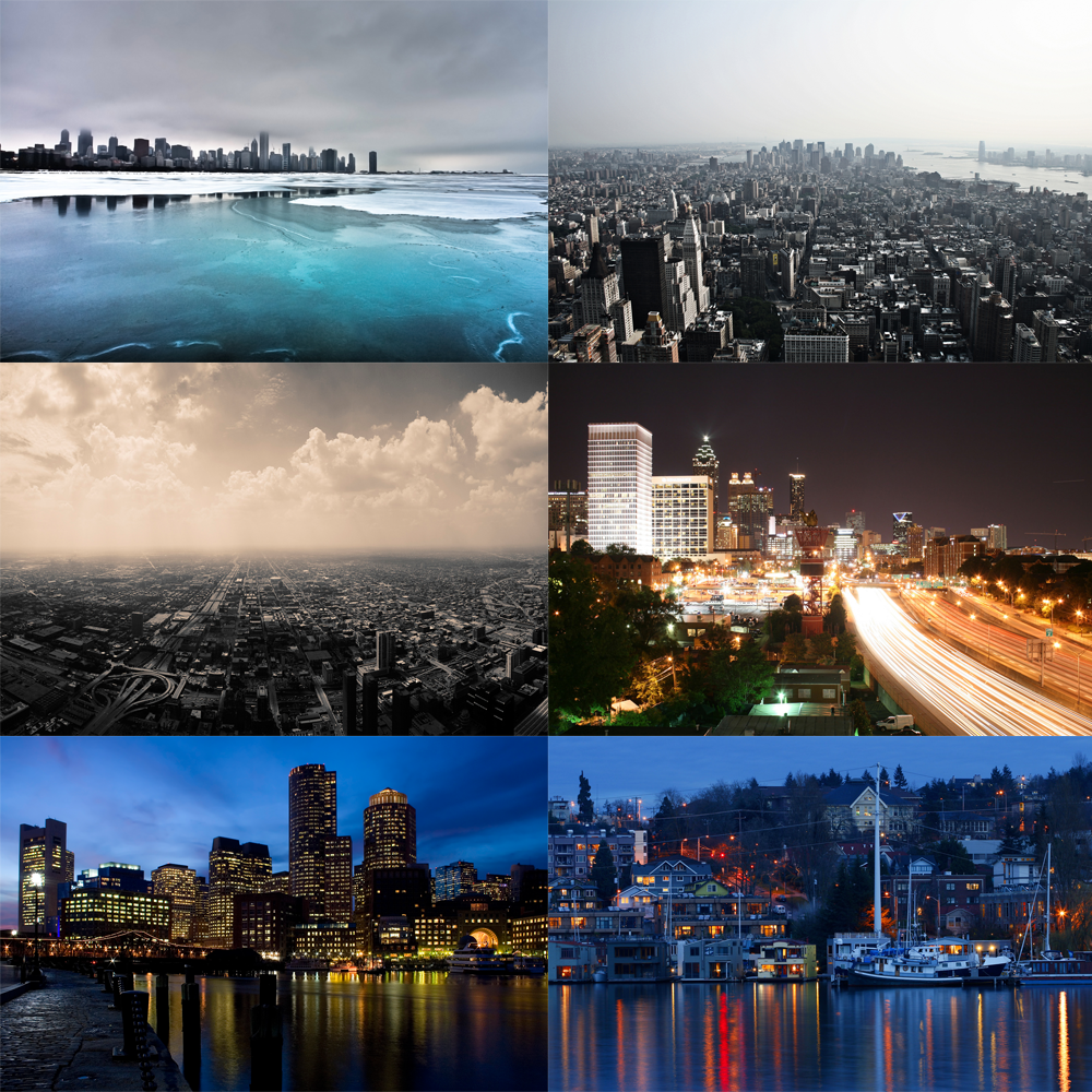 35 Beautiful Cityscapes Wallpapers