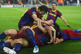 Barcelona Vs Real Madrid 1-1