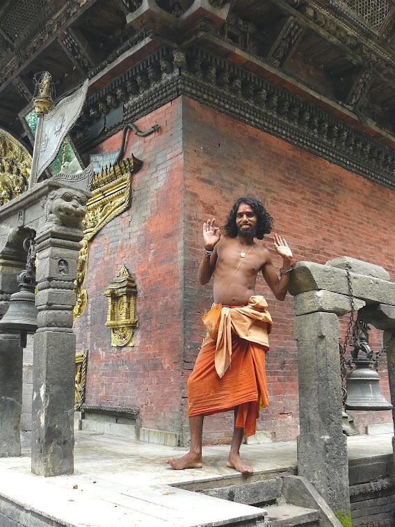Shivas  Diener
