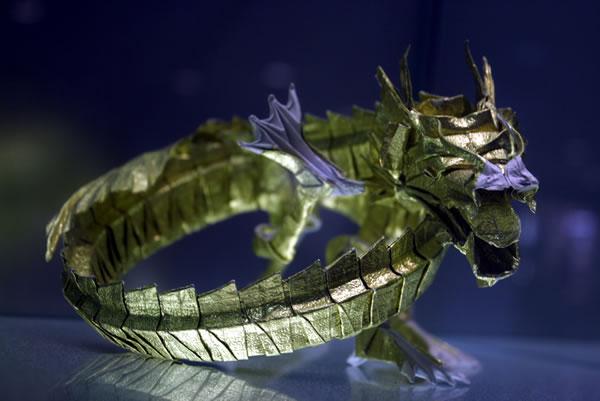 origami binatang