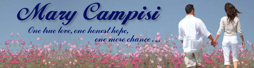 Mary Campisi's Blog