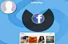 Facebook tendrá una función similar a Shazam para identificar la canción que estemos escuchando