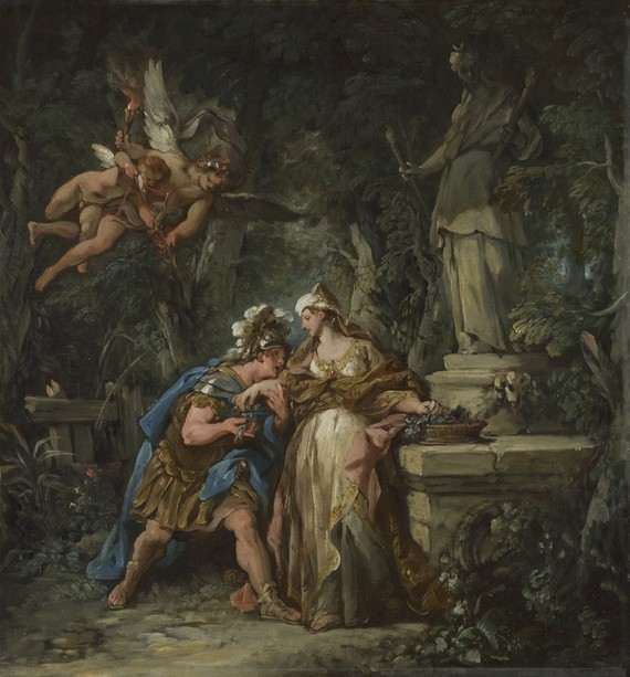 euripides ovid bacchus essay