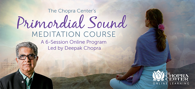6 Free Deepak Chopra Guided Meditations. Follow along with Deepak's Chopra Center meditations below. Start With Your Breath. Meditation is a form of mindfulness, and just like mindfulness, it helps to start getting focused by bringing attention to your breath.
