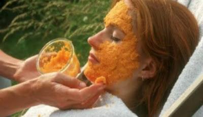 Cara membuat masker pepaya untuk memutihkan wajah