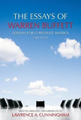 Essay Of Warren Buffett Lessons For Corporate America