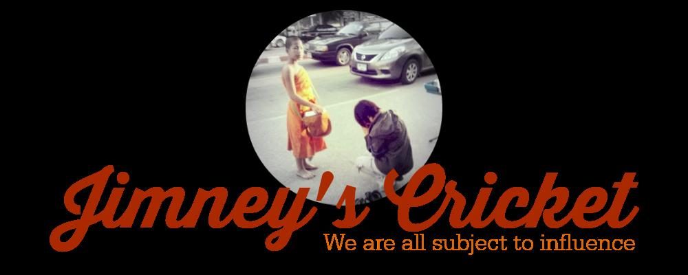 Jimney's Cricket