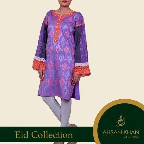 Ladies Kurta by Ahsan Khan