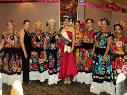 La reina de la conferencia.. Nuestra embajadora Karen.