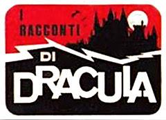 Marchio editoriale de 'I racconti di  Dracula'