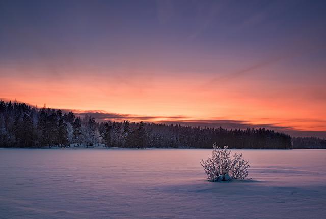 Stunning Finland Night Photography by Mikko Lagerstedt