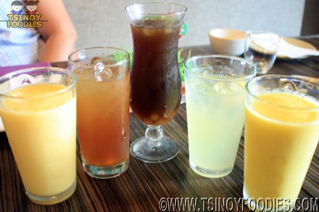 sentro drinks