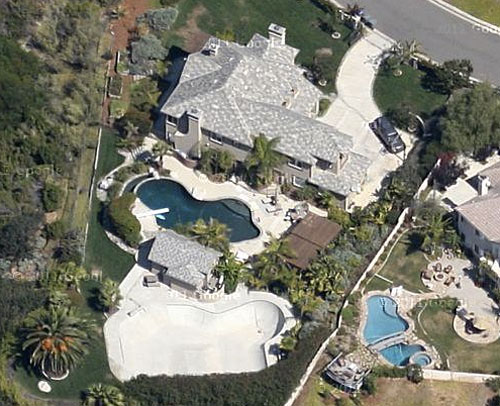 Tony Hawk villa in