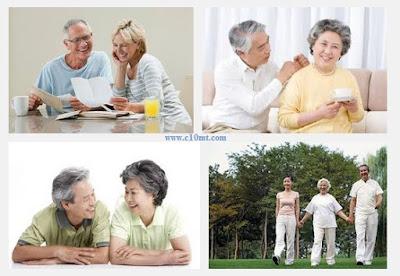 Sữa cho người già nên chọn đúng cho người cao tuổi