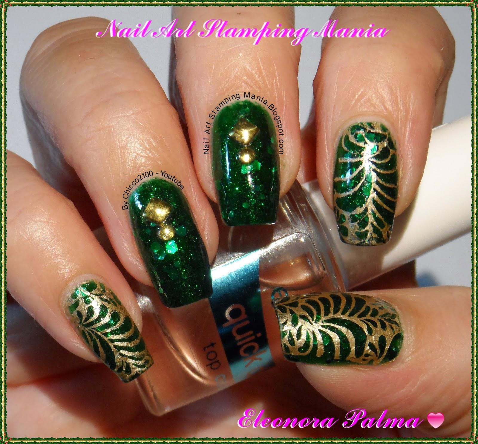 Nail Art Stamping Mania: Layla CE 54 + Infinity 42 And Aliexpress ...