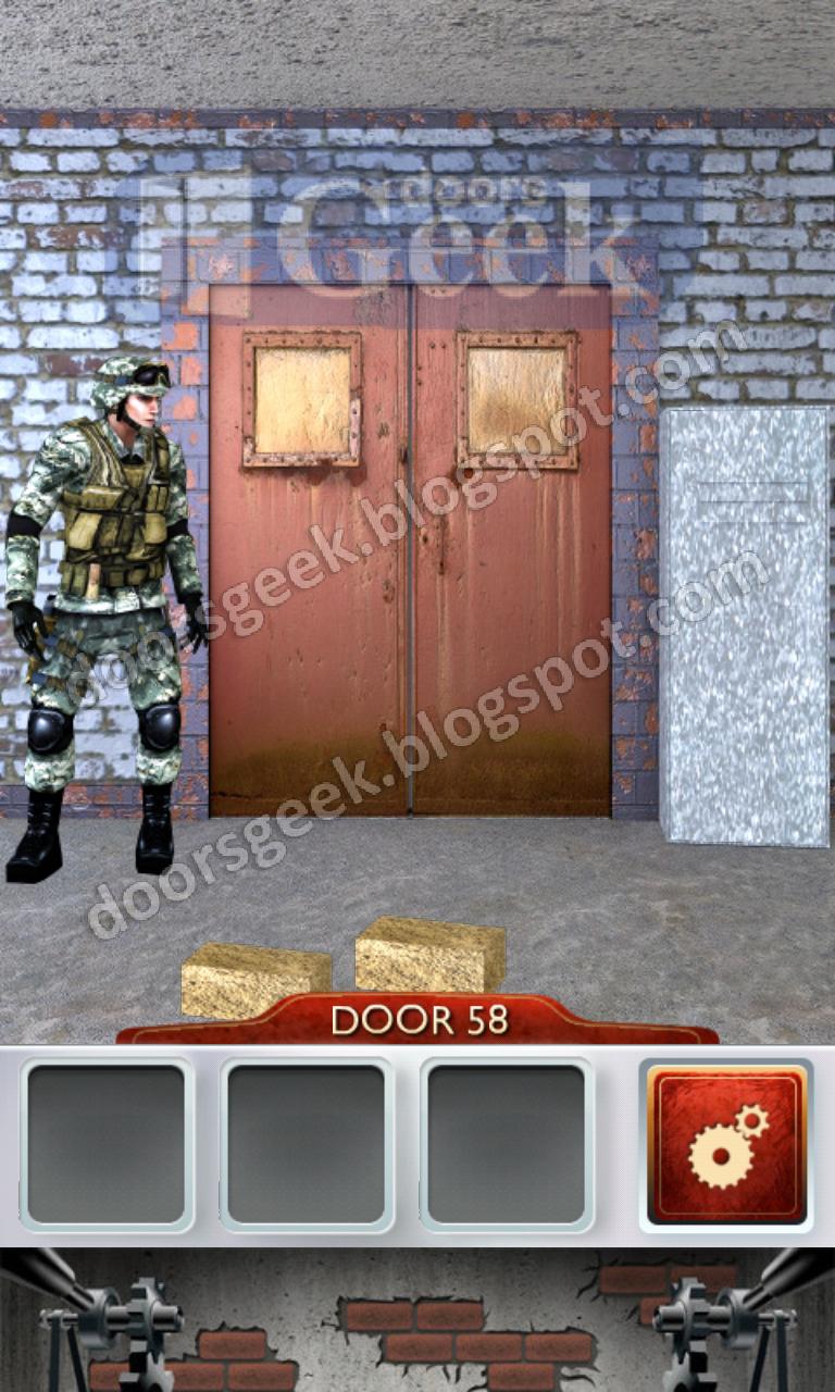 100 doors 2 level 58 doors geek for 100 doors 2 door 8