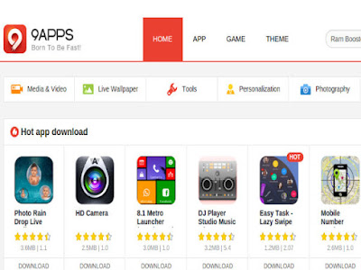 9apps android download a huge app and game store for mobile1