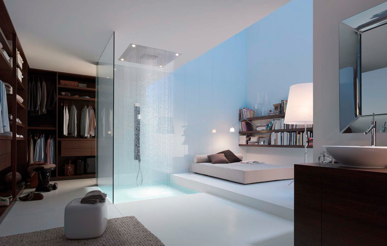 18 Unbelievable Showers You Will Never Want to Leave!