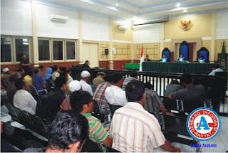 Hakim PTUN Tolak Gugatan Tim ZAMAN BERSATU
