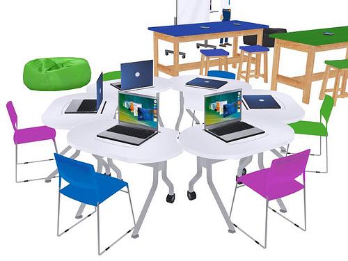 Classroom Virtual Design : Project cook