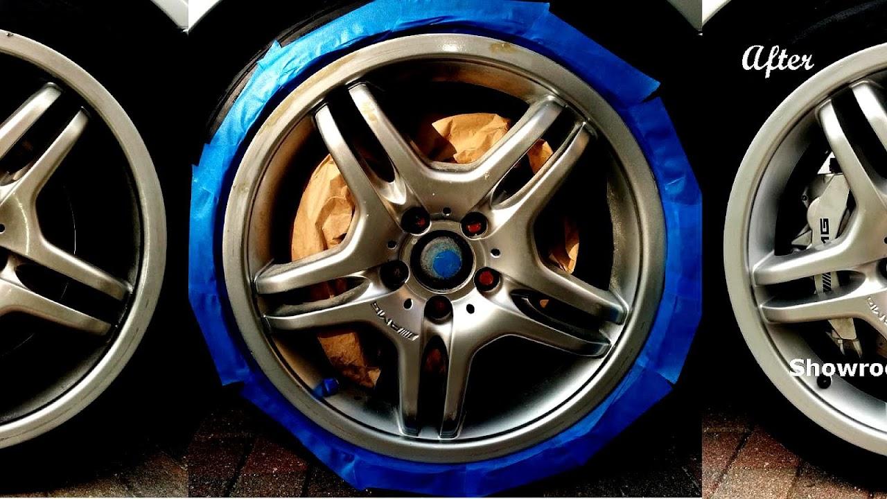 Wheel Painting Service