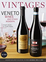 LCBO Wine Picks from April 4, 2015 VINTAGES Release