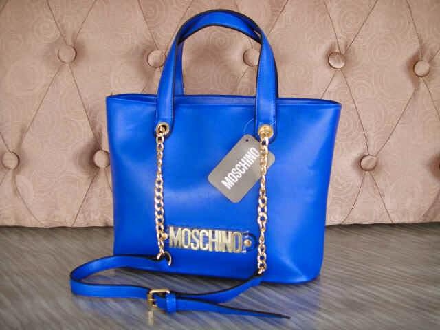 Tas Moschino 1833 (Blue)