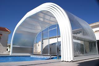 Qu son los cerramientos para piscinas guia piscinas for Cobertores para piletas