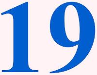 El kármico número 19