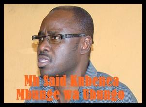 Mh Said Kubenea
