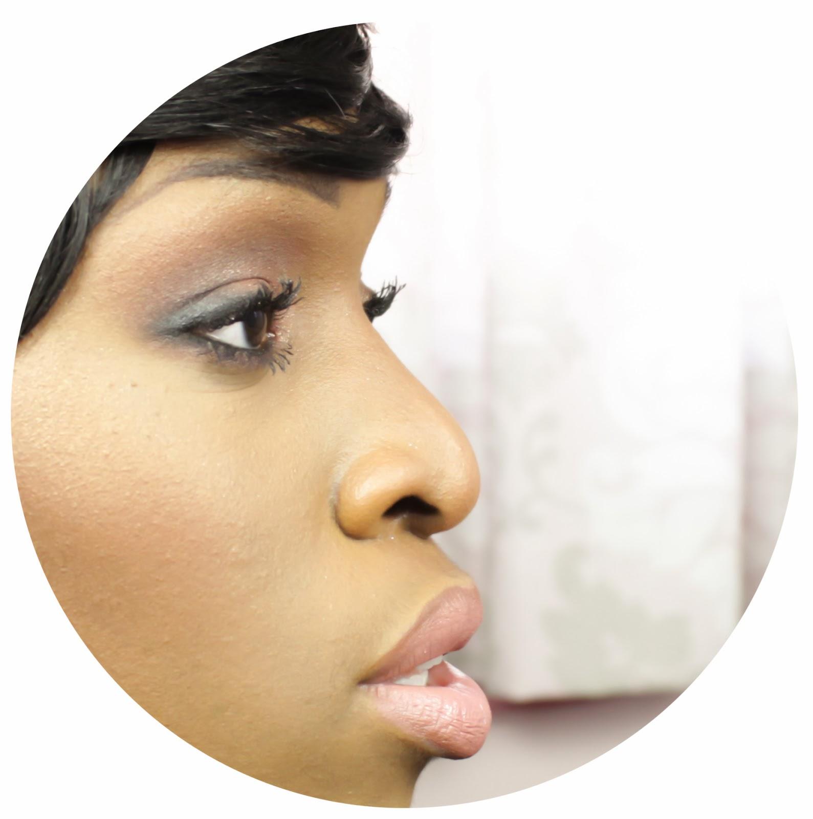Maquillage de la douceur pour les f tes - Maquillage pour les fetes ...