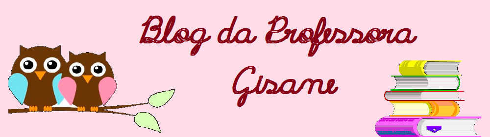 Blog da Professora Gisane