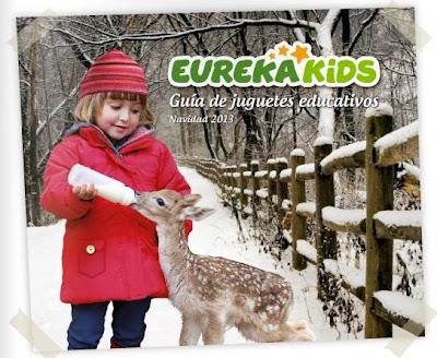 juguetes educativos de eurekakids navidad 2013