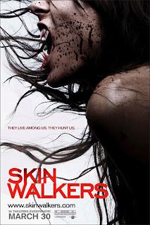 VER Skinwalkers: El poder de la sangre (2006) ONLINE ESPAÑOL