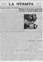 LA STAMPA 1 SETTEMBRE 1957