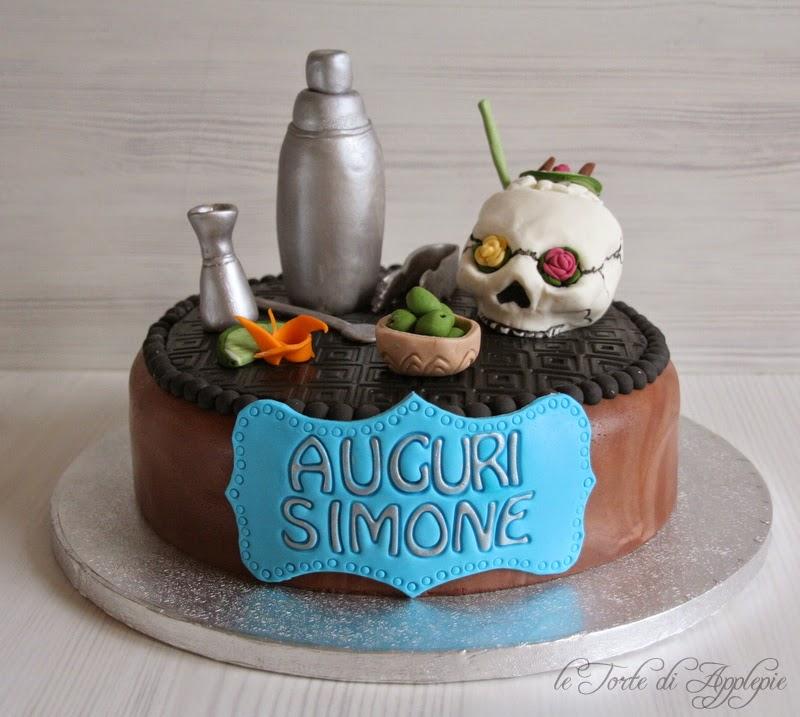 Bartender Cake