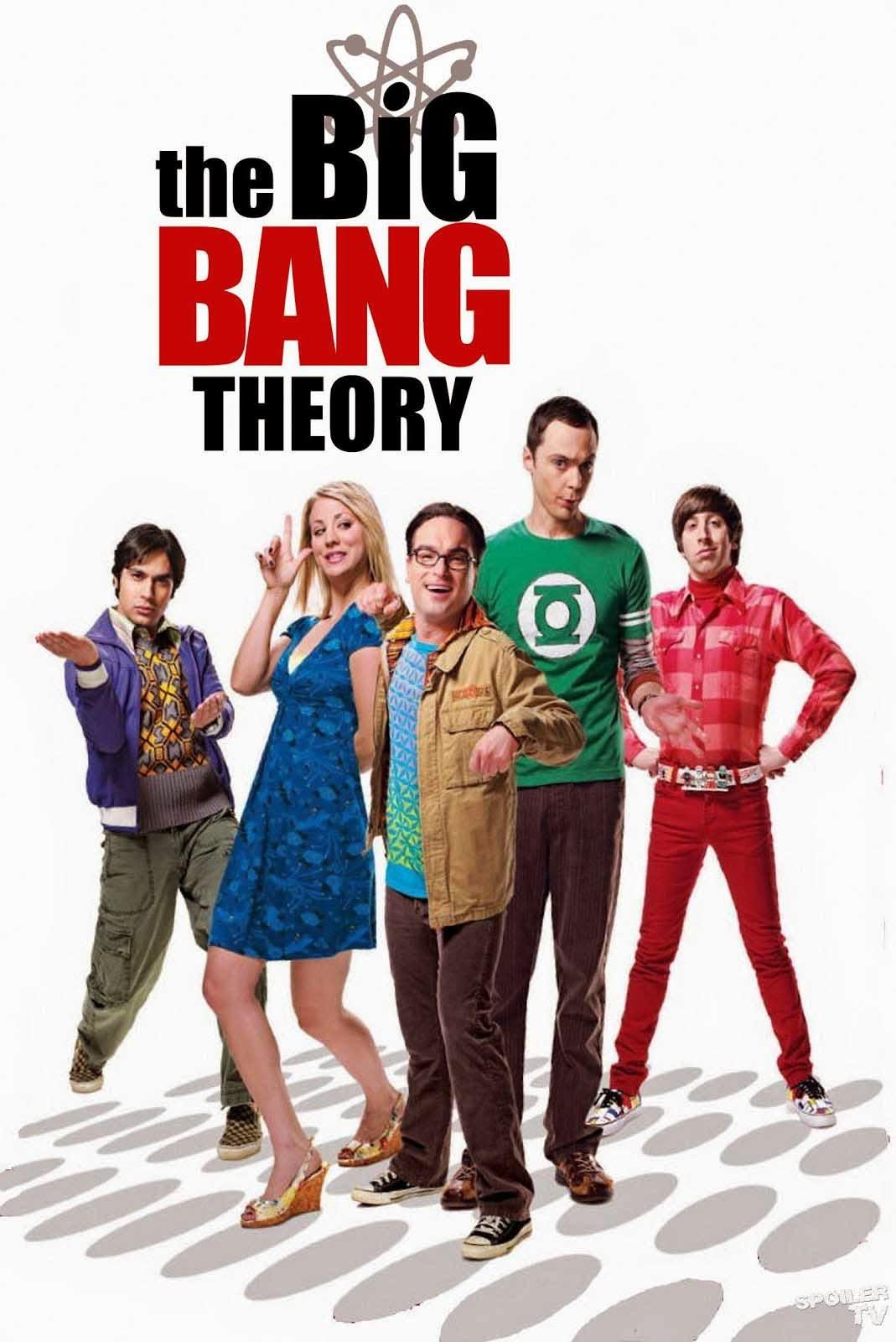 big bang theory season 2 torrent