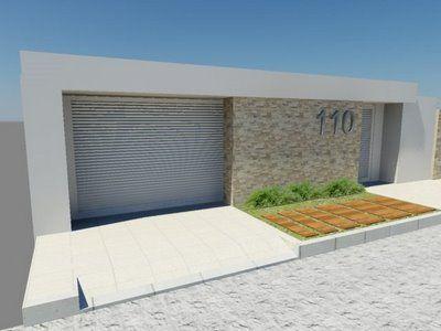 A casa de dany ti muro da frente for Frentes para casas modernas