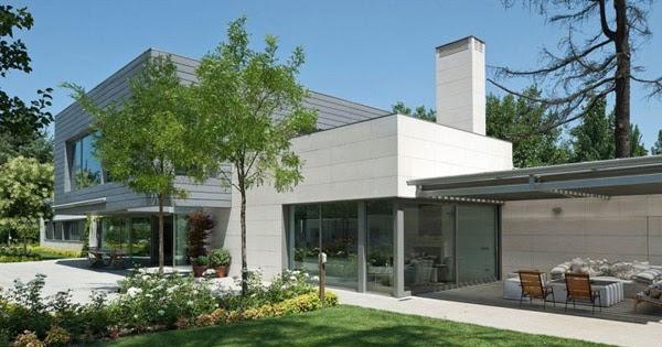 Diseño de Interiores & Arquitectura: Casa con forma ...