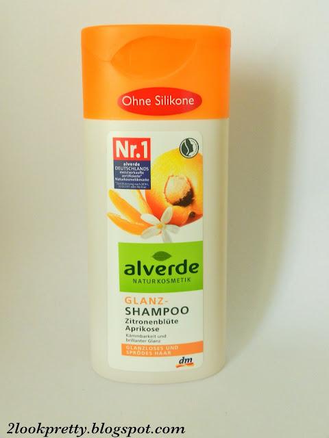 2 look pretty review alverde glanz shampoo. Black Bedroom Furniture Sets. Home Design Ideas