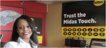 Chicago Entrepreneur Is First African American Female to Own a Midas Franchise in the U.S. and Canada
